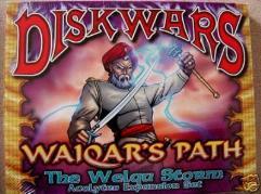 Waiqar's Path - The Welqua Storm