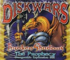 Broken Shadows - The Prophecy