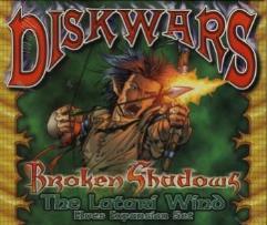 Broken Shadows - The Latari Wind
