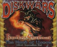 Broken Shadows - The Hand of Llovar