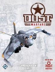 Dust Warfare Campaign Book - Icarus
