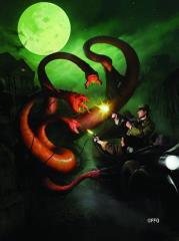 Card Sleeves - Standard CCG Size, Arkham Horror (50)