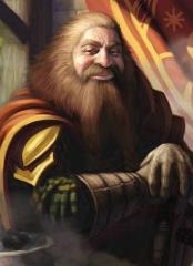 Standard CCG Size, Gimli (Limited Edition) (50)