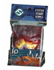 Card Sleeves - Standard CCG Size, DungeonQuest (50) (Limited Edition)