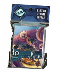 Card Sleeves - Standard CCG Size, Red November (50) (Limited Edition)