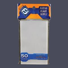 Card Sleeves - Tarot Board Game Size, Clear (50)