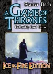 Ice & Fire Edition - House Stark Starter Deck
