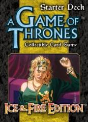 Ice & Fire Edition - House Lannister Starter Deck