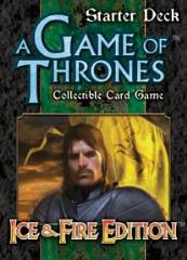 Ice & Fire Edition - House Baratheon Starter Deck