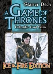 Ice & Fire Edition - House Greyjoy Starter Deck