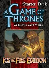 Ice & Fire Edition - House Targaryen Starter Deck