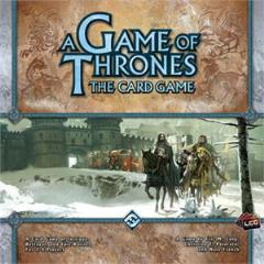 Game of Thrones, A - The Card Game