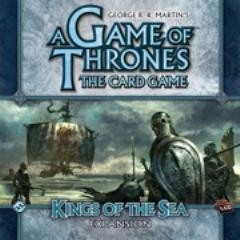 Game of Thrones, A - The Card Game, Kings of the Sea Expansion (1st Edition)