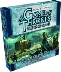 Game of Thrones, A - The Card Game, Kings of the Sea Expansion (Revised Edition)