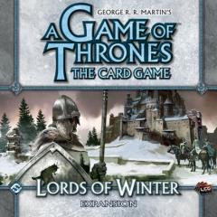 Game of Thrones, A - The Card Game, Lords of Winter Expansion