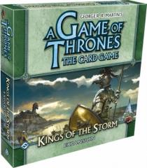 Game of Thrones, A - The Card Game, Kings of the Storm Expansion