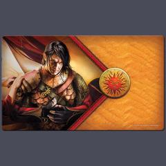Playmat - The Red Viper