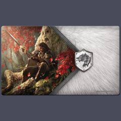 Playmat - The Warden of the North