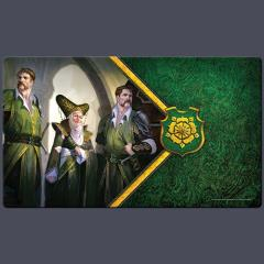 Playmat - The Queen of Thorns