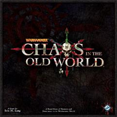 Warhammer - Chaos in the Old World (1st Printing)