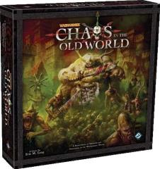 Warhammer - Chaos in the Old World (2nd Printing)