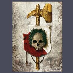 Card Sleeves - Standard Size, Ghal Maraz (50)