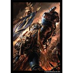 Card Sleeves - Standard Size, Space Marines (50)