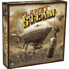 Planet Steam (2nd Edition)