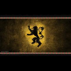 Playmat - House Lannister