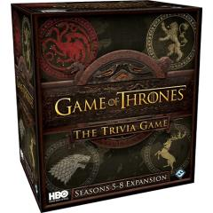Game of Thrones - The Trivia Game (Seasons 5-8 Expansion)