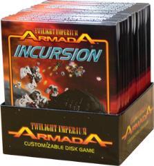 Incursion Booster Box (16 Packs)