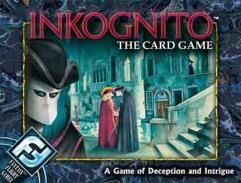 Inkognito - The Card Game