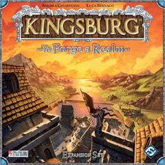 Kingsburg - To Forge a Realm Expansion