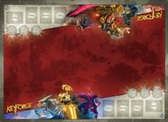 Two Player Playmat - Architect's Vault