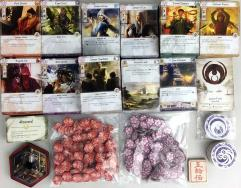 Legend of the Five Rings Collection #2 - 3 Base Games + 6 Expansions!