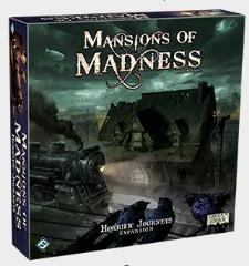 Horrific Journeys Expansion