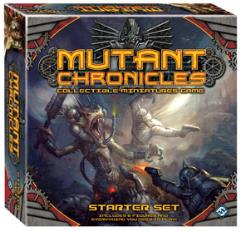 Mutant Chronicles Starter Game