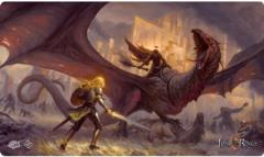Playmat - The Flame of the West