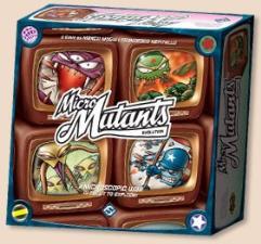 Micro Mutants Evolution