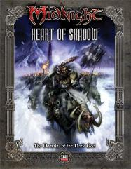 Heart of Shadow - The Domains of the Dark God
