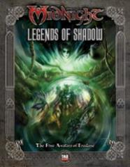 Legends of Shadow - The Five Avatars of Eredane