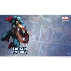 Captain America Game Mat