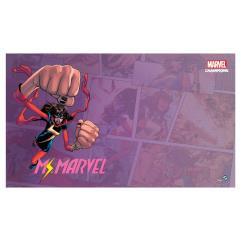 Ms. Marvel Game Mat
