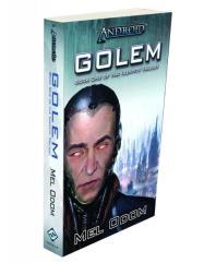 Identity Trilogy, The #1 - Golem