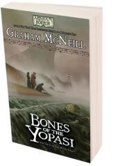 Dark Waters Trilogy #2 - Bones of the Yopasi