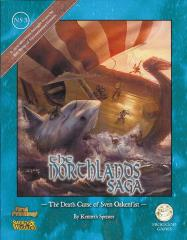 Northlands Saga, The #3 - The Death Curse of Sven Oakenfist (Swords & Wizardry)