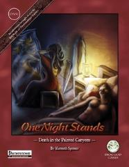 One Night Stands #2 - Death in the Painted Canyons (Pathfinder)