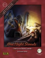 One Night Stands #2 - Death in the Painted Canyons (Swords & Wizardry)