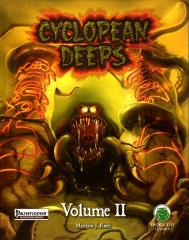 Cyclopean Deeps Volume 2 (Pathfinder)