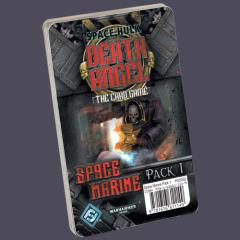 Space Hulk - Death Angel, The Card Game - Space Marine Pack 1